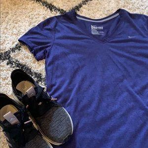 Nike Dri-fit workout tee!